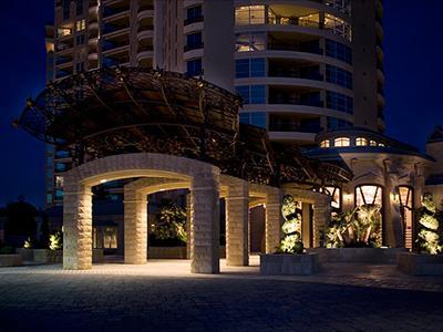 Queensridge Las Vegas High Rise Condos for Sale valet