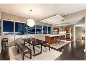 The Martin Las Vegas Condos - A Floor Plan Kitchen