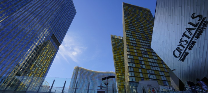 Mandarin Oriental Las Vegas - City Center Condos