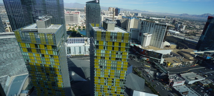 Las Vegas High Rise Condos North Strip View