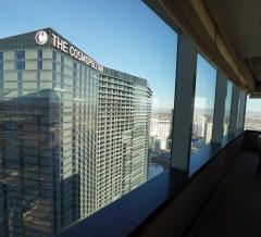 Cosmopolitan Condos Las Vegas from Vdara