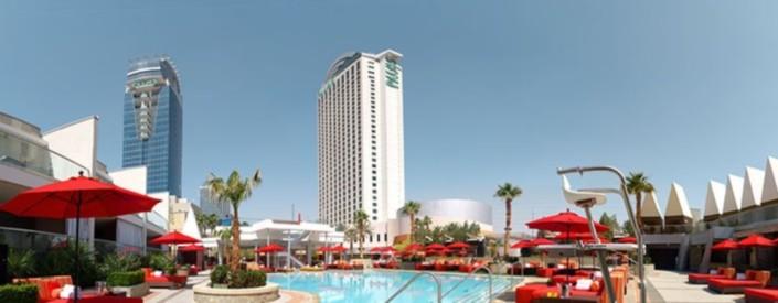 Palms Place Las Vegas Condos Penthouse Pool