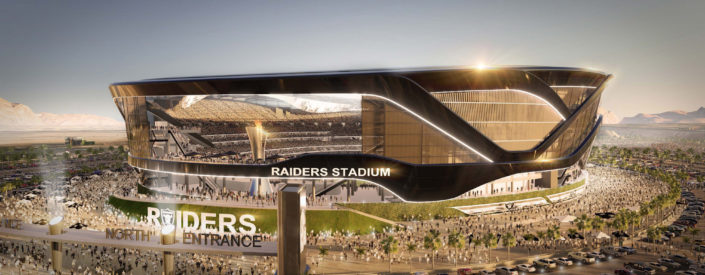 Las Vegas Raiders - Las Vegas High Rise Condos for Sale