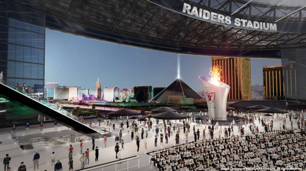 Las Vegas Raiders - Las Vegas High Rise Condos for Sale