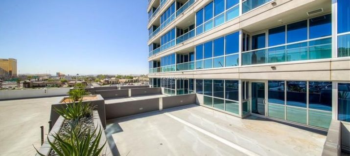 Panorama Towers Patio Home - Las Vegas Condos for Sale