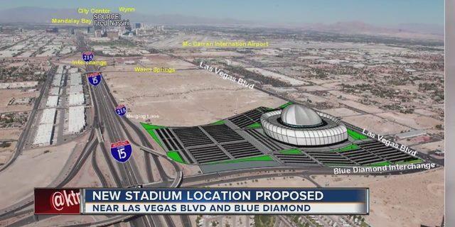 Las Vegas Stadium Las Vegas Raiders NFL