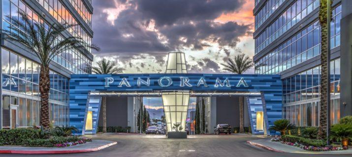 Panorama Towers Las Vegas Condos Front Valet