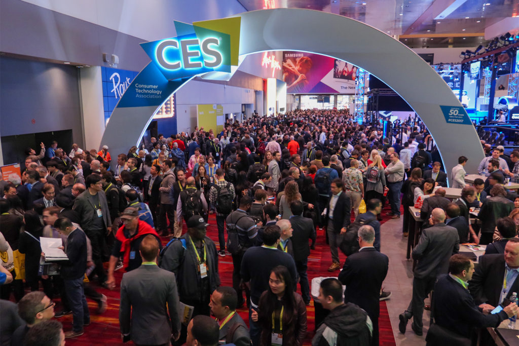 CES 2017 Las Vegas A World Capital for Talent