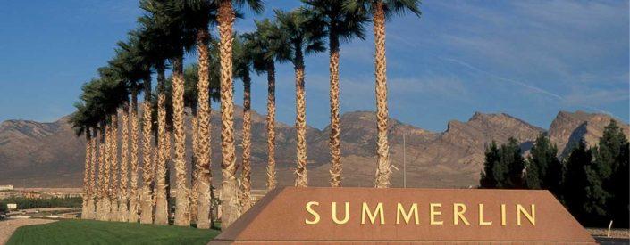 Summerlin Nevada Las Vegas Condos