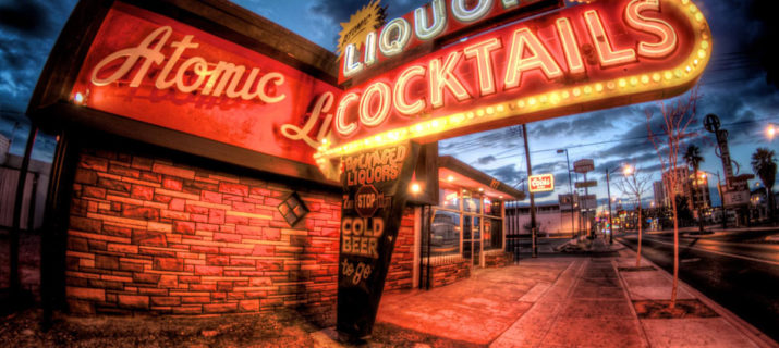 Atomic Liquors Las Vegas Bars - The best Coctail Bars in Vegas