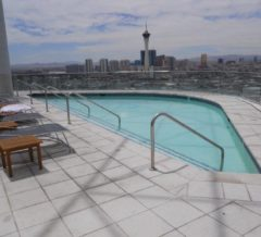 Newport Lofts Las Vegas Condos for Sale ROOFTOP POOL