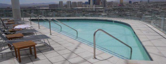 Newport Lofts Las Vegas Condos for Sale ROOFTOP POOL