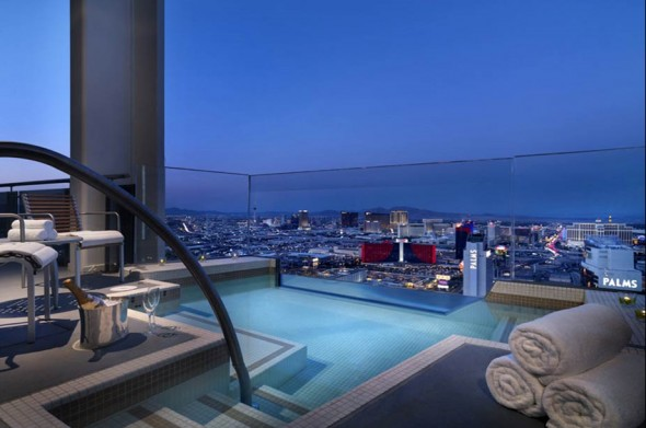 Palms Place Penthouse Las Vegas Condos for Sale