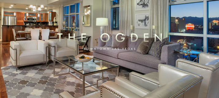 The Ogden Las Vegas Condos for Sale Down Town Las Vegas