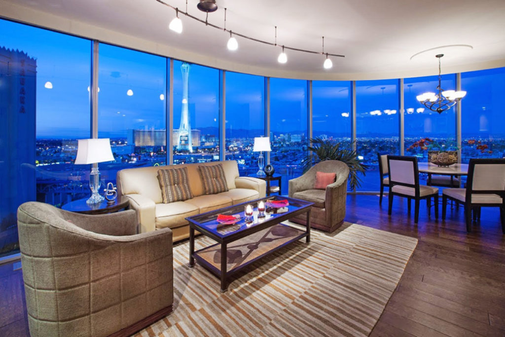 Turnberry Towers Las Vegas Condos for Sale Two Bedroom Den