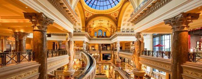 Caesars Palace Forum Shops Las Vegas Condos