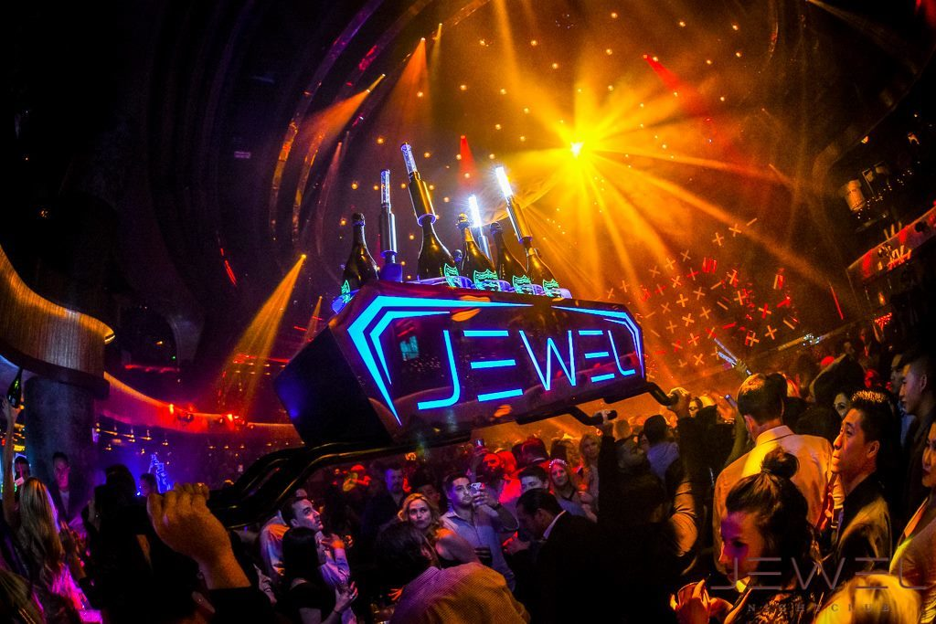 Jewel Night Club Las Vegas Condos
