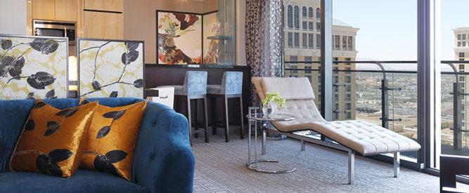 Marvelous Cosmopolitan Las Vegas Condos Suite