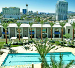 JUHL Las Vegas Condos for Sale Pool Area